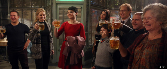 ONCE UPON A TIME MIDSEASON PREMIERE