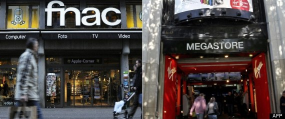 Virgin Fnac
