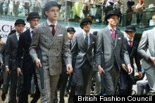 London Collections: Men Autumn/Winter 2013