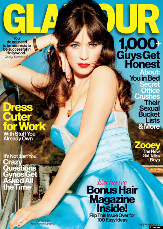 Zooey Deschanel Talks Body Image: 'You Do Not Need To Be ...