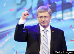 Majority Of Canadians Think Harper Shouldn't Run Again