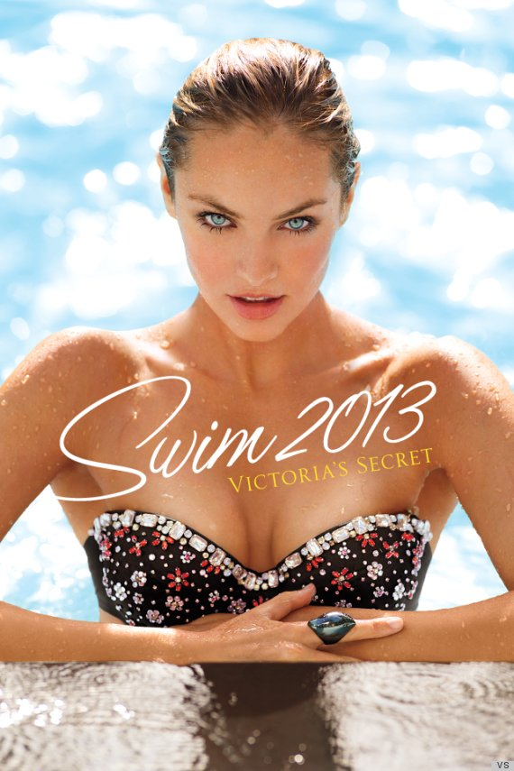 Victoria's Secret Swim Cover Model Of 2013: Candice Swanepoel! (PHOTO
