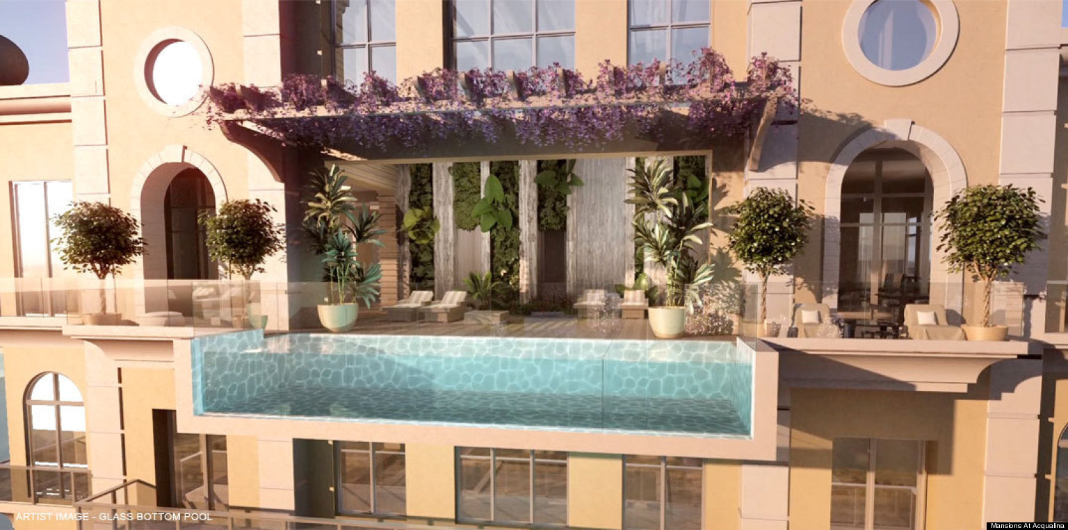 Acqualina's Palazzo D'Oro, 'World's Finest Penthouse,' On ...