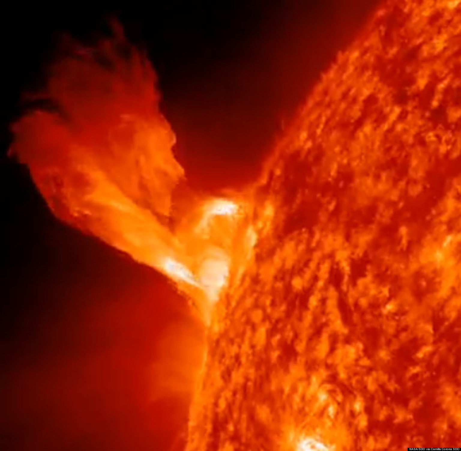 Solar Storm 2013 Forecast Suggests Sun's Peak Activity To ...
