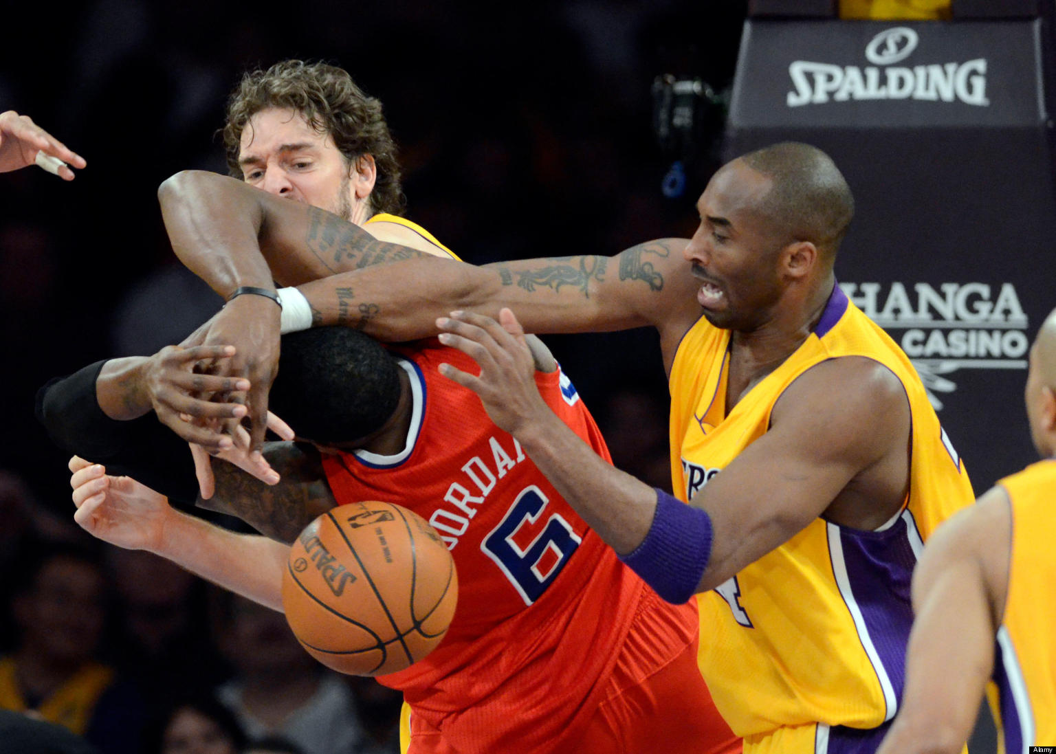 lakers vs clippers - photo #39