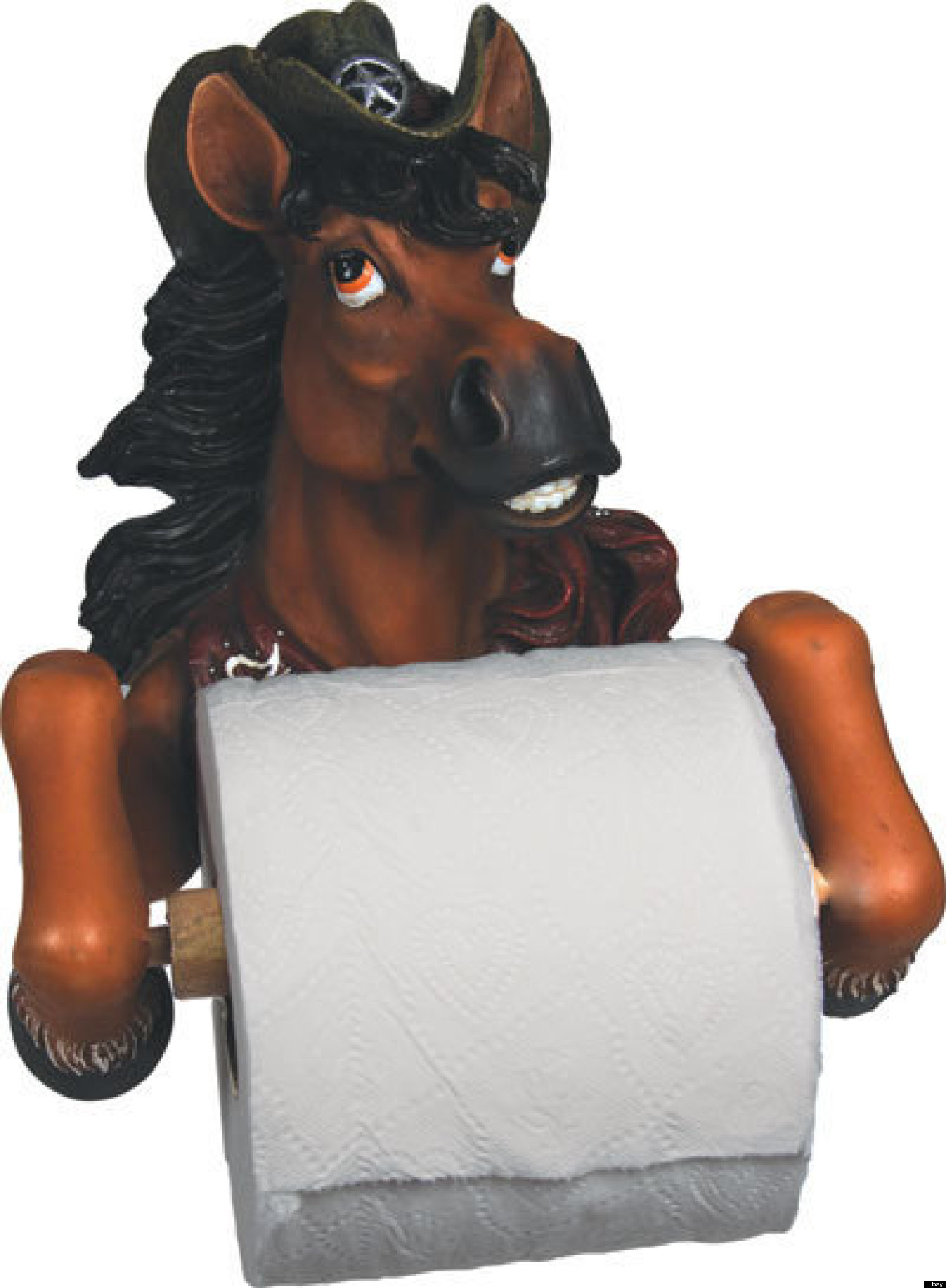 19 Ridiculous Toilet Paper Holders Photos Huffpost