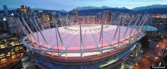 BC PLACE