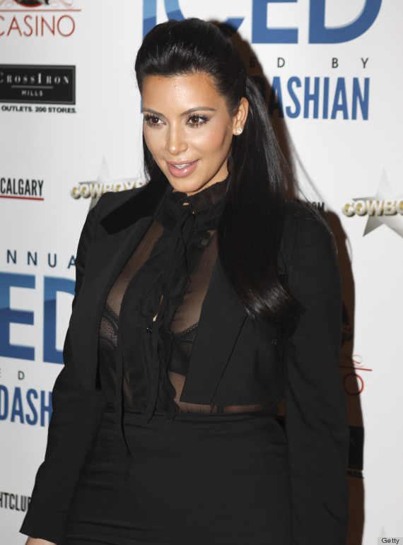 Kim Kardashian Pregnancy Style Proves Sexy, Sheer Looks Can Be ...