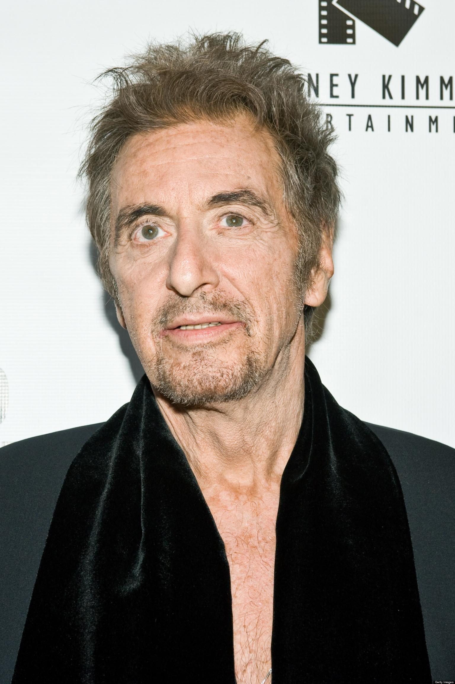 Al Pacino 2018: Haircu... Al Pacino