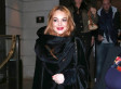 Lindsay Lohan Parties Until 5 A.M., Shows Off Bruised Arm In London (PHOTO)