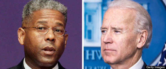 Joe Biden Allen West