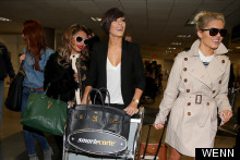 The Saturdays Show Off Their Gorgeous Airport Style
