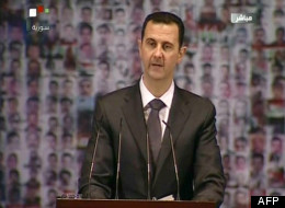 Assad dénonce un conflit entre