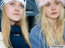 PHOTOS: The Fanning Sisters Wear The BEST Hats In South Korea