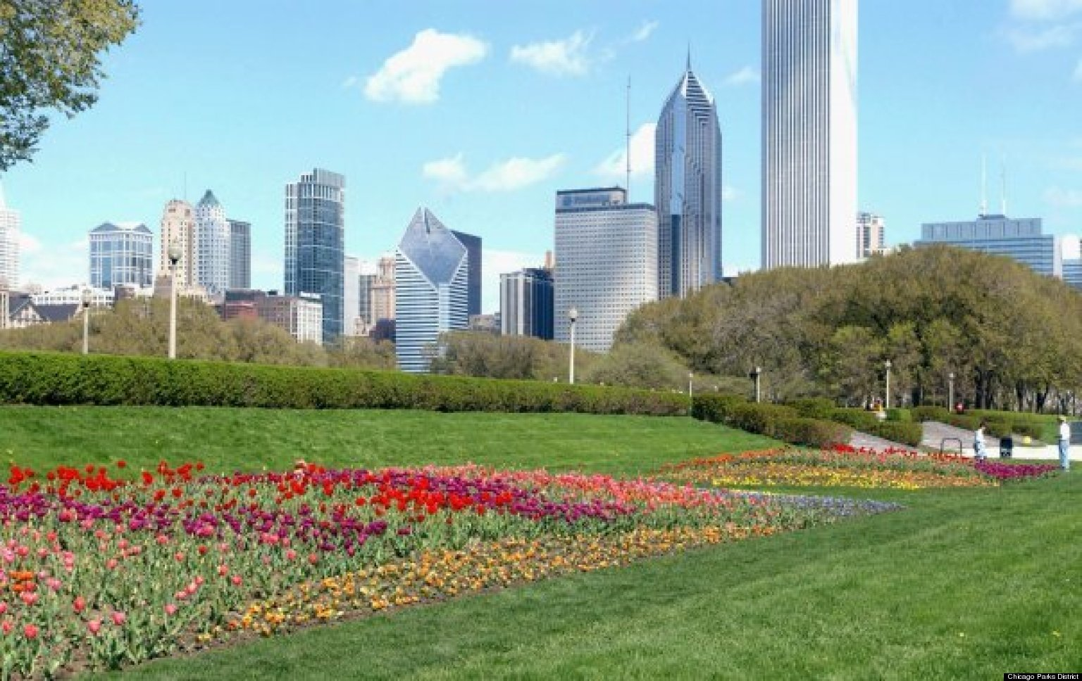 Garden Chicago: Leftover NATO Funds To Help Improve Chicago Parks