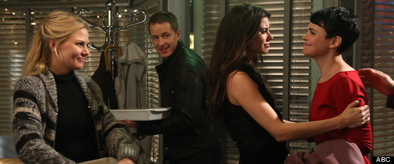 'Once Upon A Time' Recap: A Matter Of Life And Death In ...
