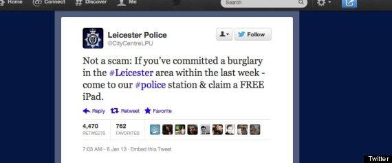 LEICESTER POLICE