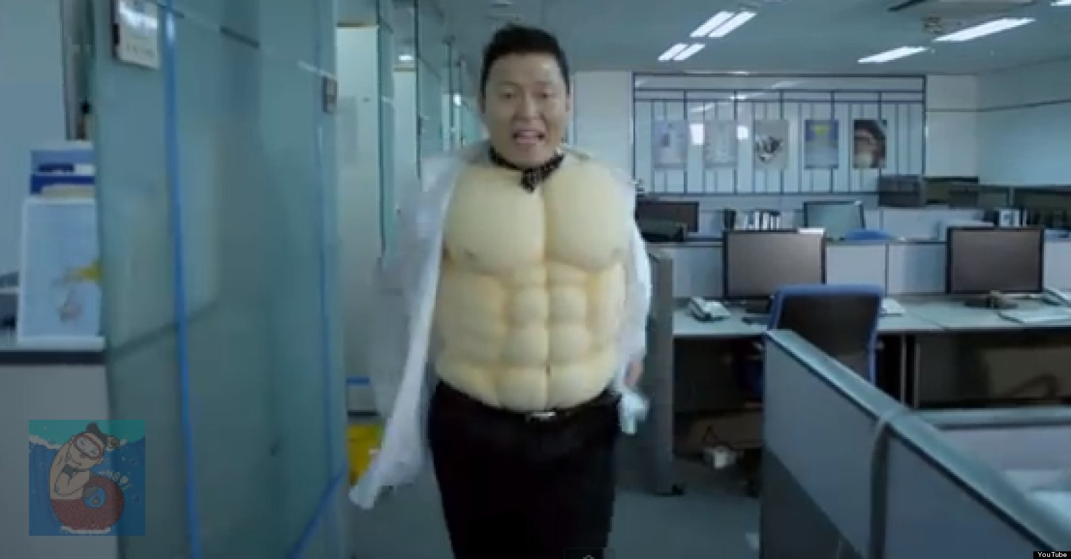 PSY RIGHT NOW! - video dailymotion