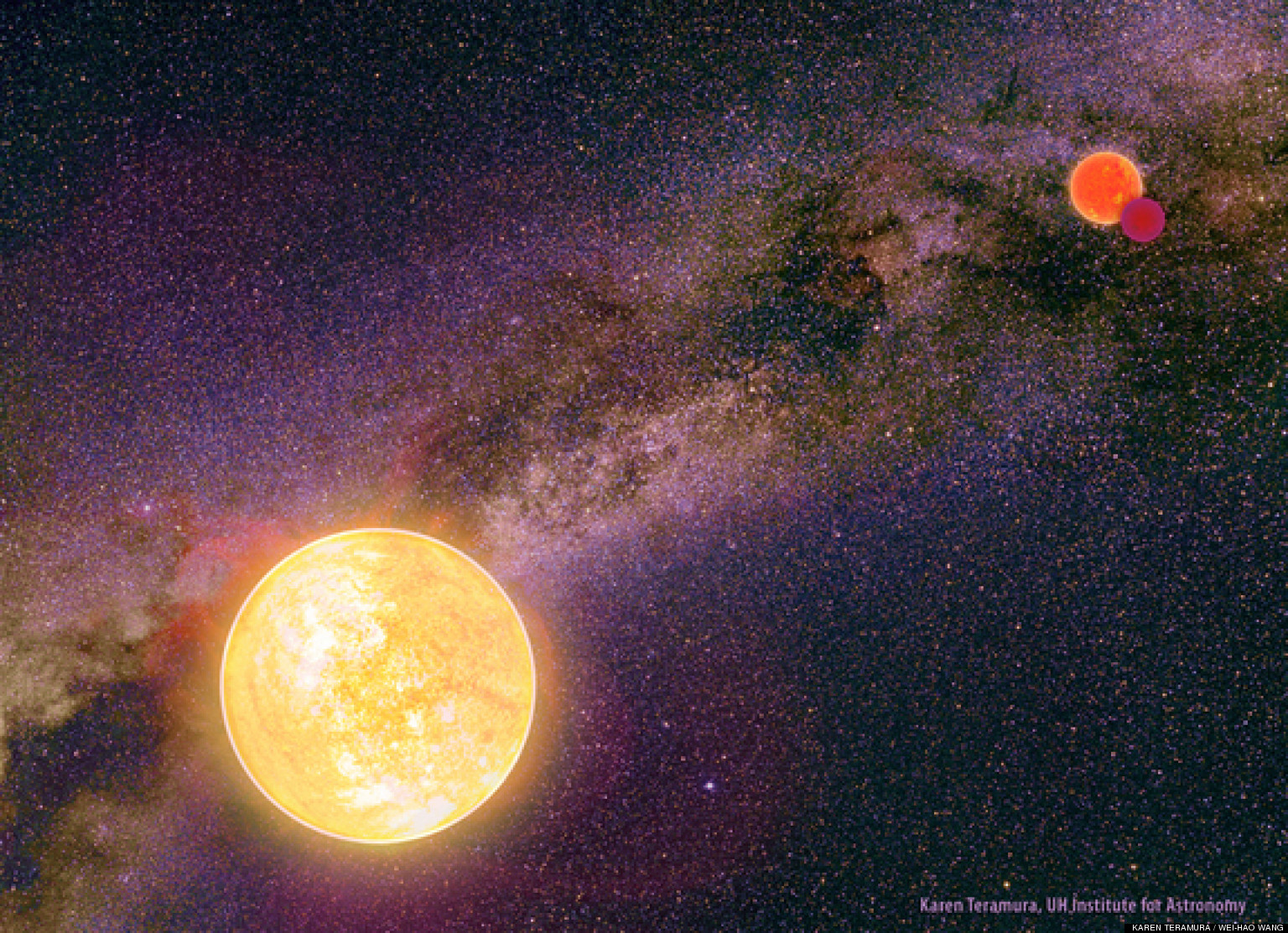 binary stars planets may risk being ejected into