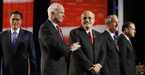 Gop Debate Florida Iraq