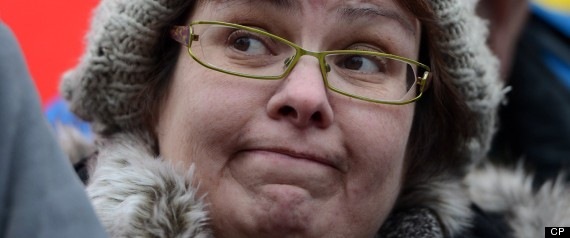 Attawapiskat Audit Theresa Spence