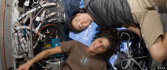 Astronauts Taller