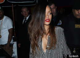 Rihanna Washes Chris Right Out Of Her Hair