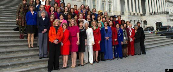 Women Of Congress