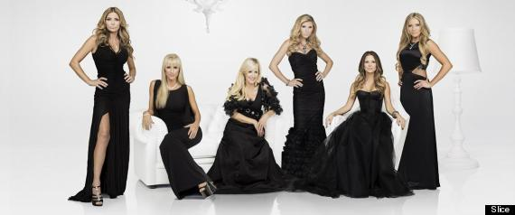 REAL HOUSEWIVES OF VANCOUVER CAST