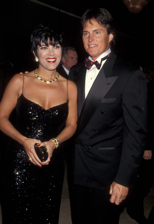 Kris Jenner Looks Hot In A Slinky Dress (PHOTO)