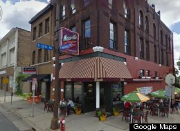 Man Shot Bar Filled With Nurses