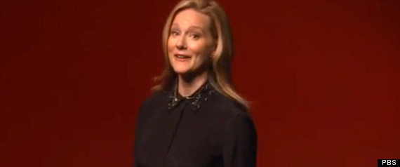 Laura Linney Downton Abbey