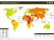 Political Risk Atlas 2013: Maplecroft Predicts Countries' Growing Unrest