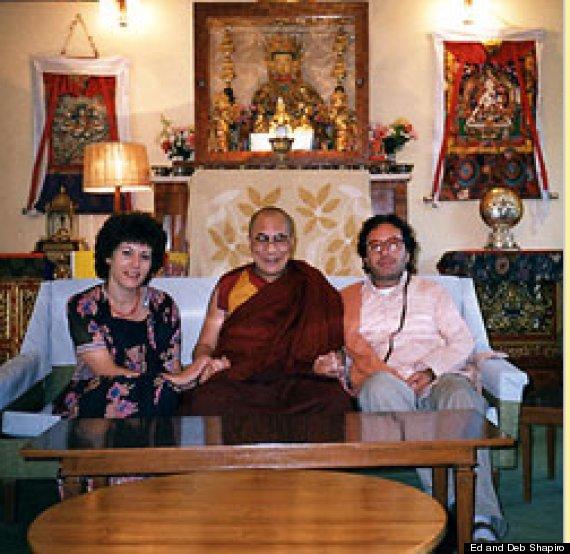 dalai lama shaprio