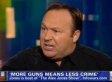 Alex Jones' Piers Morgan Rant: Radio Host Unleashes Explosive Pro-Gun Tirade (VIDEO)