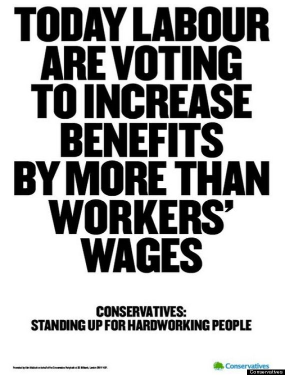 tory benefits vote