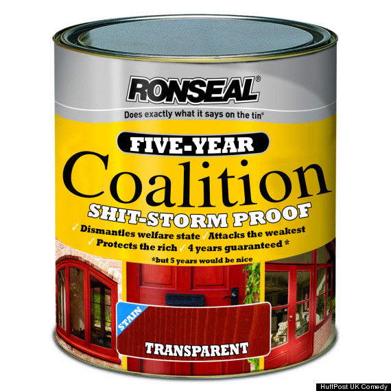 ronseal coalition