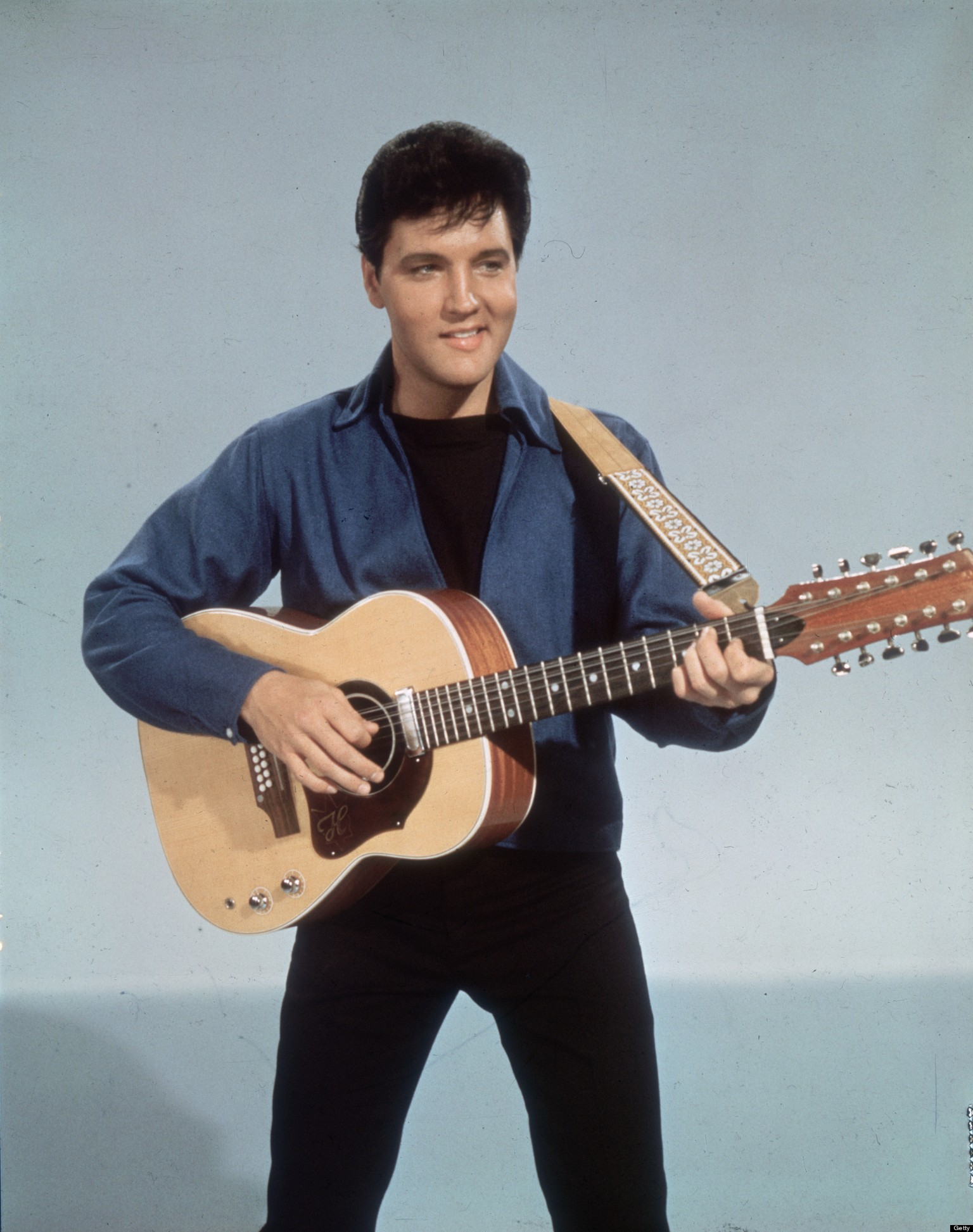 what did elvis play guitar pictures to pin on pinterest pinsdaddy