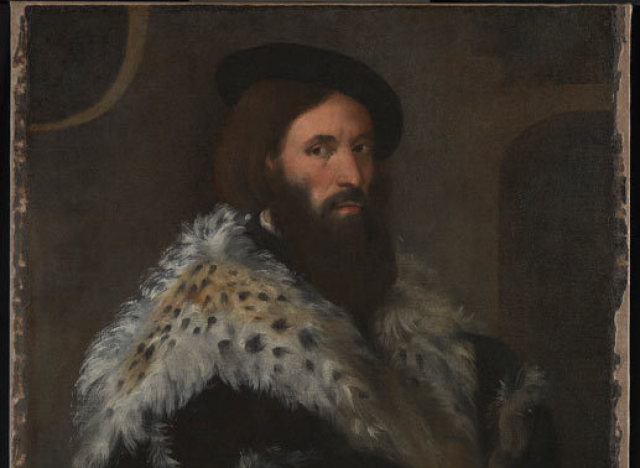 'Lost' Titian Painting Discovered In Depths Of National ...
