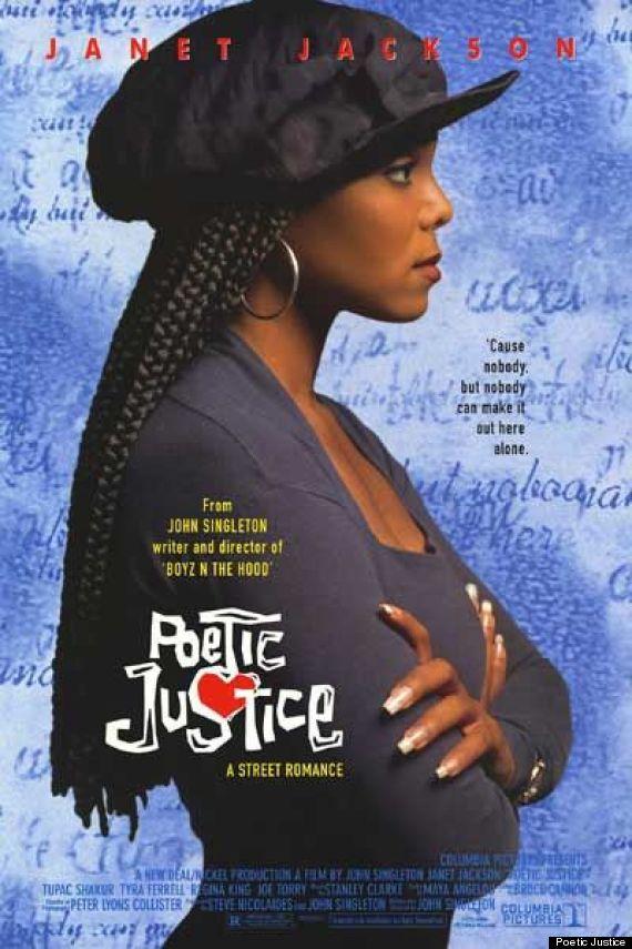 Janet Jackson Poetic Justice Braids