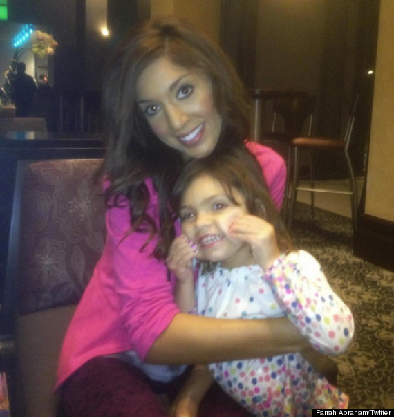 """But Farrah isn't the only """"Teen Mom"""" star to make a bad parenting ..."""