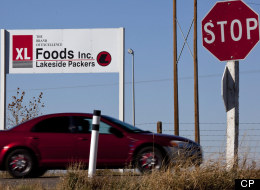 Food Safety Problems Brewed At XL Foods For Months Before Outbreak