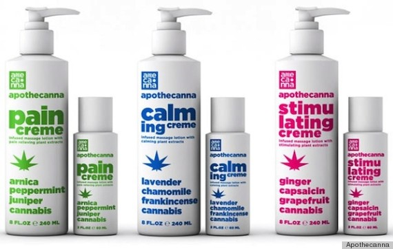 apothecanna weed body lotion