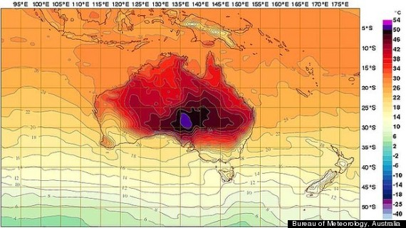 australia climate change