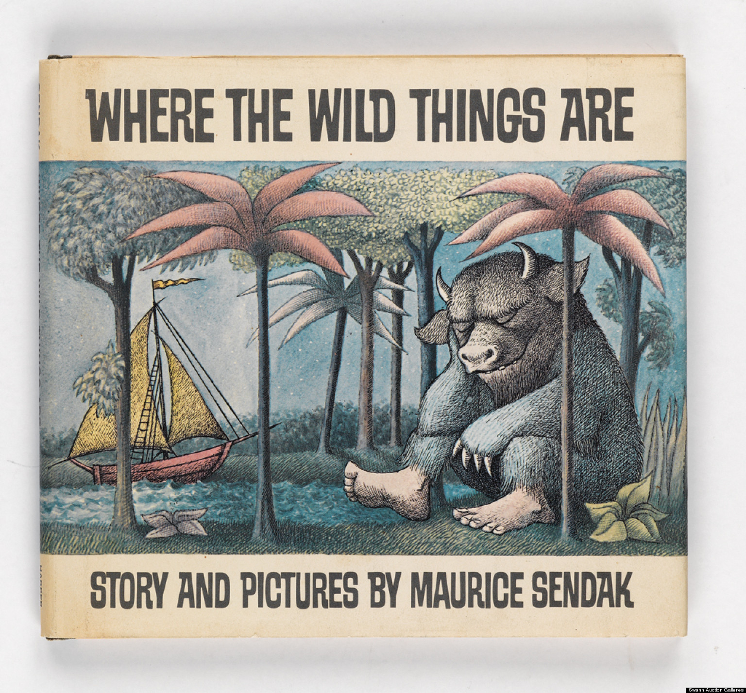 Maurice Sendak Auction: Drawings And Rare Edition Of ...