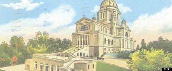 ORATOIRE ST JOSEPH
