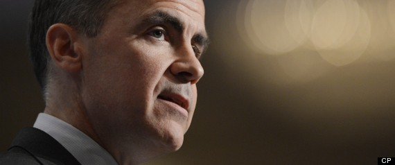 Mark Carney Economy Survey
