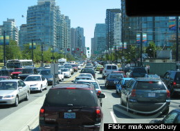 Vancouver Traffic Is The Suckiest In Canada