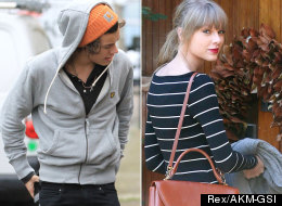 Harry And Taylor Face The Public
