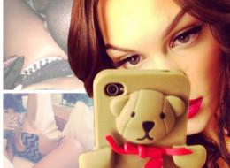 Jessie's Dig At Rihanna?